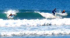 Un sabato da leoni (LivornoQueen) Tags: surf livorno italians