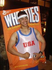 Mr. Wheaties Box