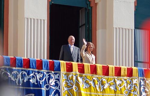 6 Noviembre, visita de los Reyes a Melilla 223