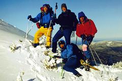 mountaineers (Ben Kimball) Tags: newyork mountains mountainclimb