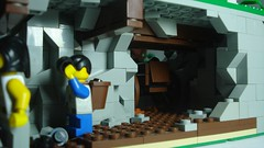 The Shaft (remyth) Tags: industry mine lego coal coalmine moc cccv