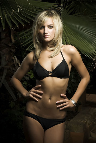 Black Bikini...