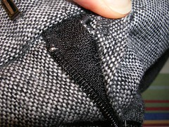zipper replacement