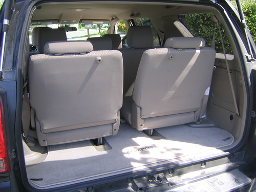 toyota 4runner 3rd row seating. Black Bedroom Furniture Sets. Home Design Ideas
