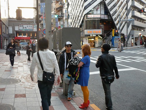 Shibuya fashion