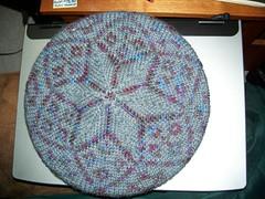 100_0929 (binaknits) Tags: alpaca knitting tam knitty