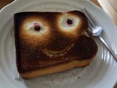 早餐正在對我微微笑~