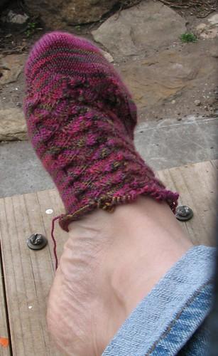 Roseleaf sock 1.3