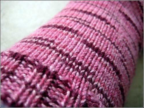 Pink Panda Silk