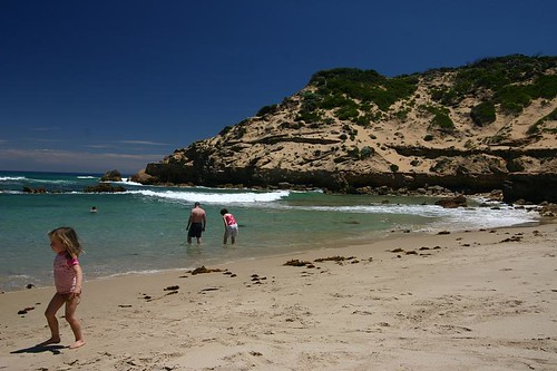 Wonderful Diamond Bay near Sorrento, Mornington Peninsula.