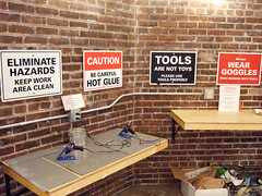 tools are not toys