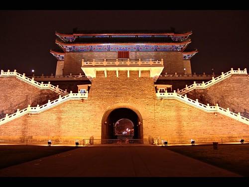 北京 Beijing - 天安門廣場 Tienanmen Square
