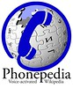 Phonepedia logo