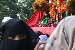 IMG_3574 (ramesh_lalwani) Tags: india delhi muslim hijab shia muharram procession niqab karbala tazia