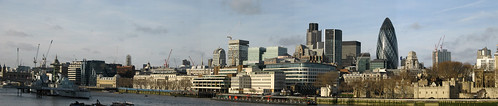 City Of London - Panorama