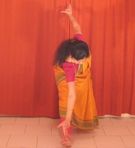 natta adavu steps