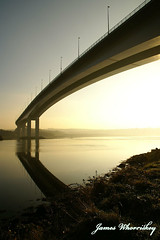 Foyle Bridge ! (James Whorriskey (Delbert Jackson)) Tags: ireland londonderry northernireland riverfoyle foylebridge aroundus irishlight jameswhorriskeyderry boomhall