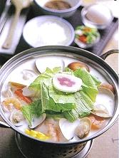 法式海鮮牛奶鍋