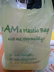 I AM a Plastic Bag.