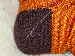 afterthought heel detail