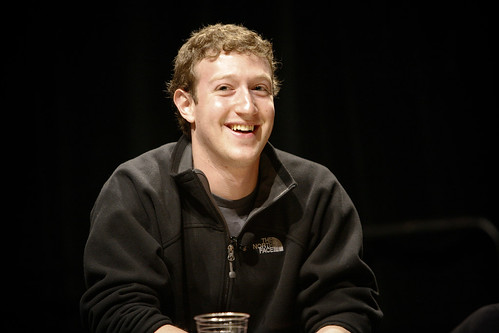 Mark Zuckerberg Keynote - SXSW 2008 by kk+, on Flickr