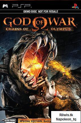 God of War: Chains of Olympus [Demo]   Game for PlayStation