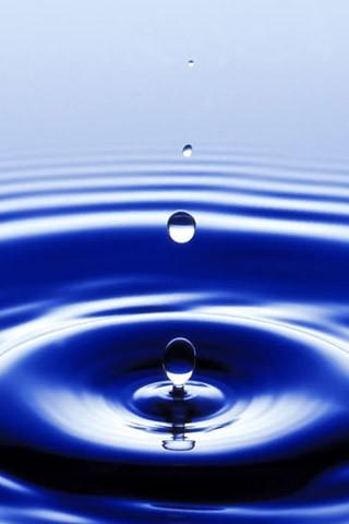 water wallpaper. Blue water wallpaper iphone
