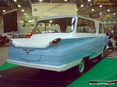 start_002 (the new trail of tears) Tags: auto classic car start gaz mini voiture soviet socialist van zil russian ussr cccp ctapt