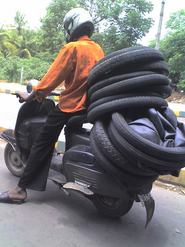 really tyred