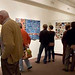 Distictive Directions opening reception at the Lux Center for the Arts