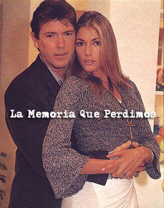 Catherine Fullop y Carlos Mata - 1993