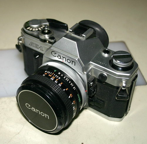 Refurbising My Canon Ae 1 Canon Ae1 Flickr