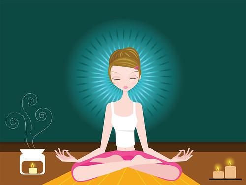 Ejercicios de yoga para el hogar