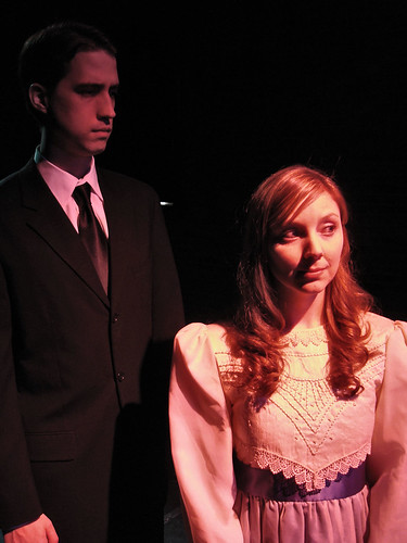 AMBERSONS - George and Lucy
