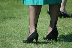 DSC_0042 (Justin & FfssPrincess) Tags: stockings fully fashioned seamed
