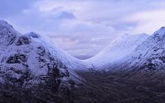 The Lairig Gartain (J McSporran) Tags: scotland highlands westhighlands glencoe lairiggartain buachailleetivemor buachailleetivebeag landscape canon6d