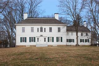 Washington's Winter Headquarters