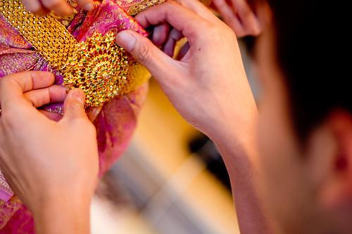 Pattaya Wedding Photographer - Thai engagement ceremony at Centara Grand Mirage Pattaya
