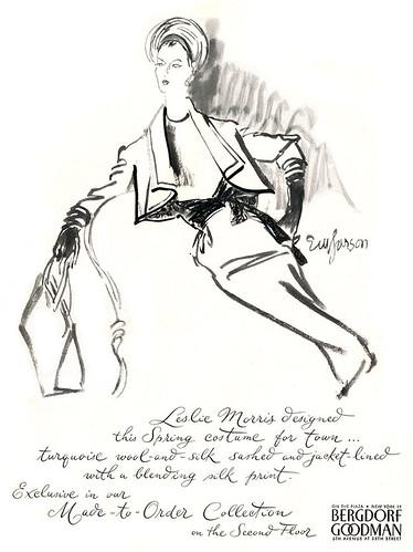 Bergdorf Goodman Ad (1959)