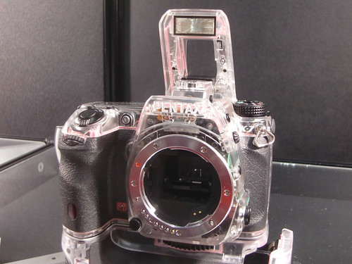 PENTAX K-7 Skelton model (by HAMACHI!)