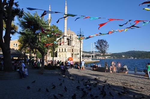 Barrio de Ortakoy - Estambul