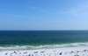 Just Beachy (Donna Jordan Photography) Tags: summer vacation beach gulfofmexico florida umbrellas pensacolabeach sandybeach southwestflorida beautifulwater floridabeaches whitesandbeaches sandandsky