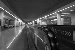 DSC08392.jpg (ChrMous) Tags: blackwhite airport sony brusselsairport a65 18250mm