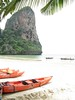 Railay beach Krabbi Thailand - 182