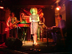 picture of Beth Rowley live at the Troubadour in London