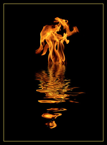 water fire condition