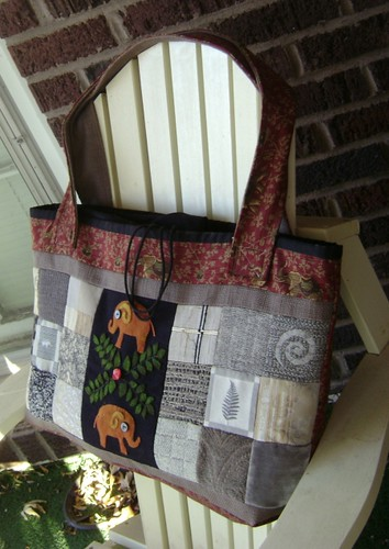 Wooly Mammoth Tote Bag