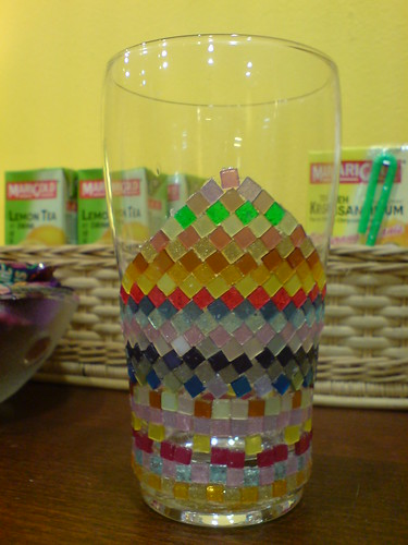 Mosaic Beer Glass