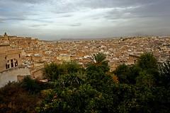 View of Fes al Bali from Riad Moqri (Vince Millett) Tags: morocco fez fes fezmedina riadmoqri riyadmoqri