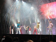 Performing 'You Can't Stop the Beat' from Hairspray. (11/23/2007)